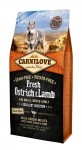 CARNILOVE Fresh Ostrich Lamb Adult Small 6 kg