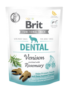 Brit Care Dog Snack Dental Venision 150g