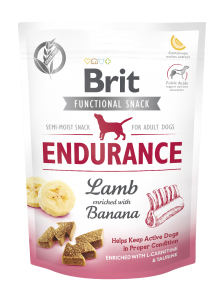 Brit Care Dog Snack Endurance Lamb 150g