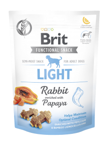 Brit Care Dog Snack Light Rabbit 150g