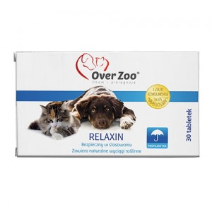 Over Zoo Relaxin 30 tabl.
