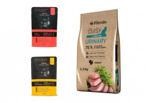 Fitmin cat Purity Urinary 1,5kg + GRATIS