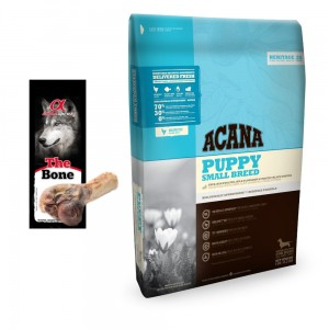 Acana Heritage Puppy Small Breed 6kg + GRATIS