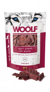 Woolf Soft Stripes Duck 100g