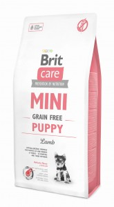 Brit Care MINI Grain-Free Puppy Lamb 400g