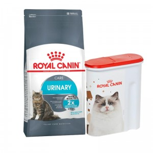 Royal Canin Feline Urinary Care 4kg + Pojemnik na karmę