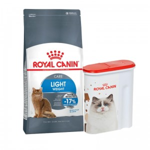 Royal Canin Feline Light Weight Care 3,5kg + Pojemnik na karmę